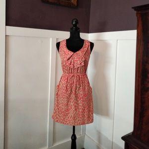 Be Bop Cheetah Print Dress